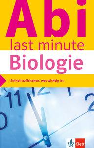 Abi last minute Biologie