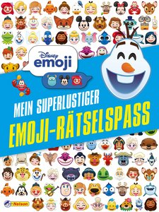 VE 5 Disney: Mein superlustiger Emoji-Rätselspaß