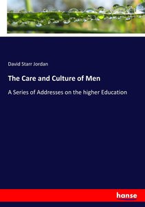 The Care and Culture of Men