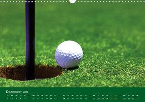 Golf Sport (Wandkalender 2020 DIN A3 quer)