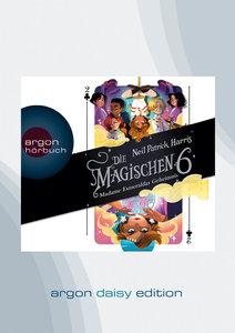 Die Magischen Sechs - Madame Esmeraldas Geheimnis (DAISY Edition