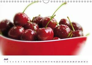 Frische Früchte (Wandkalender immerwährend DIN A4 quer)