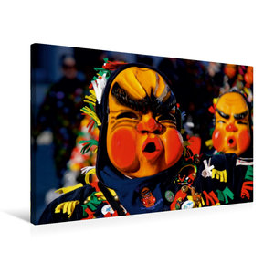 Premium Textil-Leinwand 75 cm x 50 cm quer Pfäläller