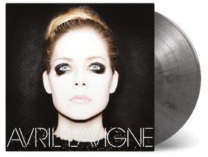 Avril Lavigne (ltd silber/schwarz Mix Vinyl)