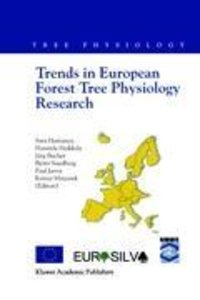 Trends in European Forest Tree Physiology Research