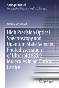 High precision optical spectroscopy and quantum state selected p