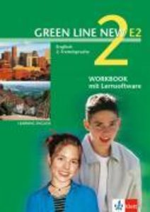 Green Line New E2 Band 2. Workbook mit Audio-CD und CD-ROM