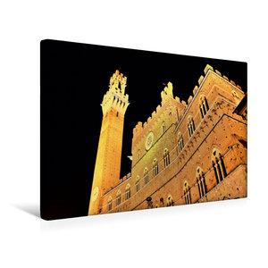 Premium Textil-Leinwand 45 cm x 30 cm quer Die \'Torre del Mangi