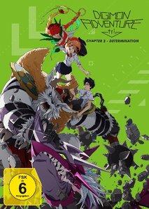 Digimon Adventure tri. - Chapter 2 - Determination, 1 DVD