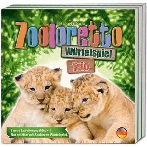 Zooloretto Würfelspiel Trio