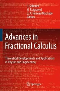 Advances in Fractional Calculus