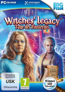 Witches\' Legacy, Tage der Finsternis, 1 CD-ROM