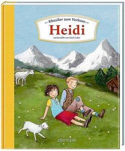 Klassiker zum Vorlesen 01 - Heidi