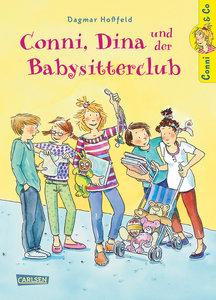 Conni & Co, Band 12: Conni, Dina und der Babysitterclub