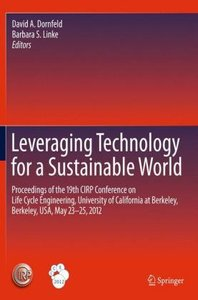 Leveraging Technology for a Sustainable World