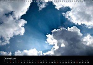 Wolkenmalerei (Wandkalender 2019 DIN A3 quer)