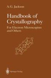 Handbook of Crystallography
