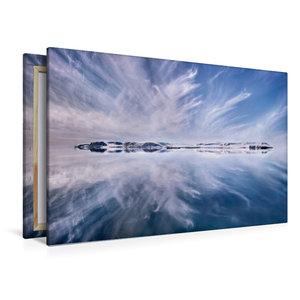 Premium Textil-Leinwand 120 cm x 80 cm quer Only A Beautiful Arc