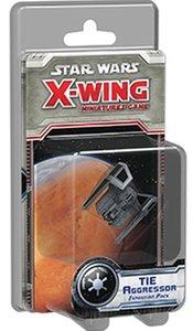 Asmodee FFGD4048 - Star Wars X-Wing, TIE-Aggressor, Erweiterungs