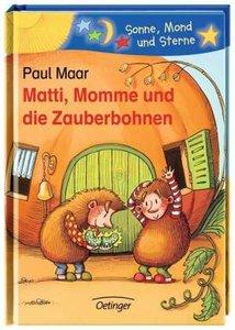 Matti, Momme und die Zauberbohnen