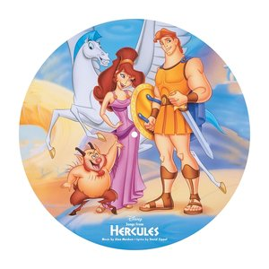 Songs From Hercules (Picture Disc)