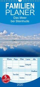 Das Meer bei Steinhude - Familienplaner hoch (Wandkalender 2020