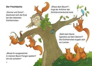 Lesetiger - Waldgeschichten