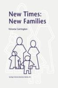 New Times: New Families