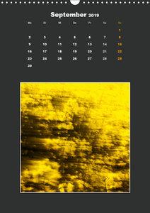 RapsARTig (Wandkalender 2019 DIN A3 hoch)