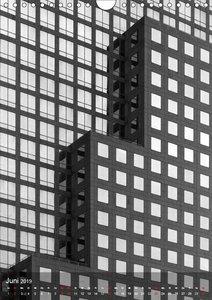 New York - Szenen in Schwarz - Weiß (Wandkalender 2019 DIN A4 ho