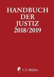 Handbuch der Justiz 2018/2019