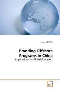 Branding Offshore Programs in China