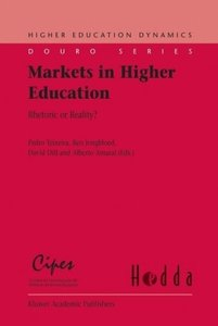 Markets in Higher Education