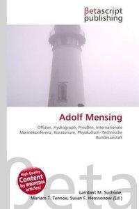 Adolf Mensing