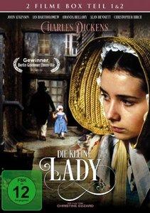 Die kleine Lady - Charles Dickens (Teil 1 + 2), 2 DVD