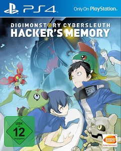 Digimon Story, Cyber Sleuth - Hacker\'s Memory, 1 PS4-Blu-ray Di