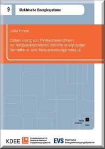 Optimierung von PV-Wechselrichtern im Netzparallelbetrieb mithil