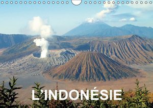 L Indonésie (Calendrier mural 2015 DIN A4 horizontal)