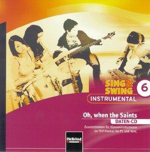 Sing & Swing Instrumental 6. Oh, when the Saints. Daten-CD