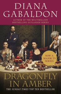 Dragonfly in Amber. TV Tie-In