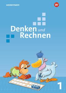 Denken und Rechnen 1. Schülerband. Allgemeine Ausgabe