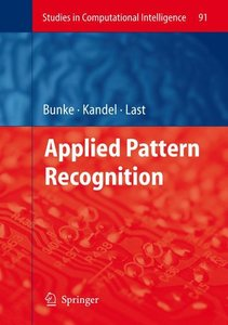 Applied Pattern Recognition