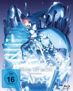 Sword Art Online - Alicization. Staffel.3.4, 1 Blu-ray