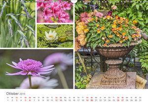 Ein Garten, der zum Verweilen einlädt (Wandkalender 2019 DIN A3