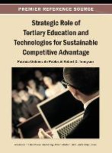 Strategic Role of Tertiary Education and Technologies for Sustai