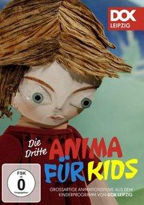 Anima für Kids - Die Dritte!, 1 DVD-Video