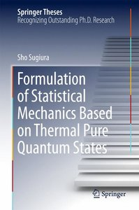 Formulation of Statistical Mechanics Based on Thermal Pure Quant
