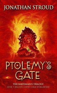 Bartimaeus 3. Ptolemy's Gate
