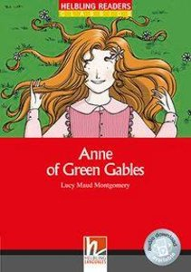 Anne of Green Gables - Anne arrives, Class Set. Level 2 (A1/A2)