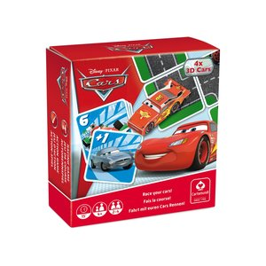 ASS Disney Cars Game Box